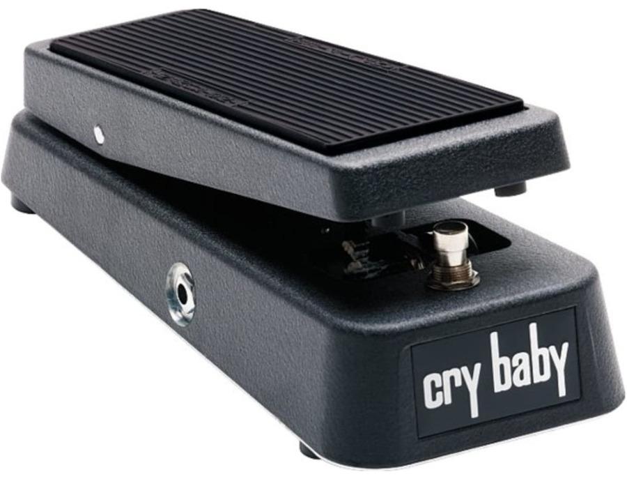Dunlop gcb95 cry baby wah wah xl