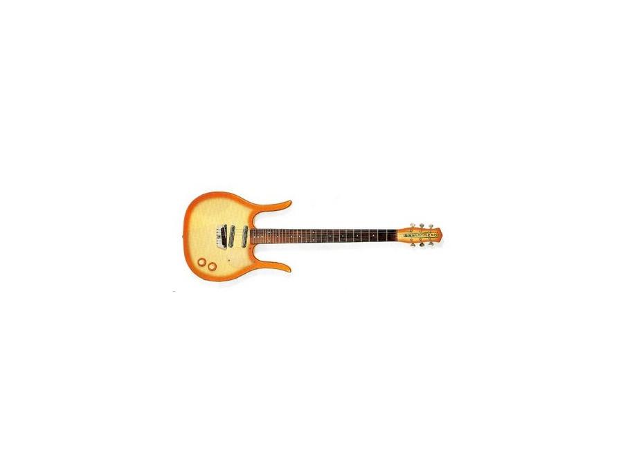 Danelectro Longhorn Guitarlin