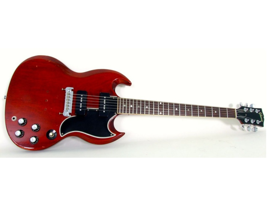 1969 gibson sg special reviews prices equipboard