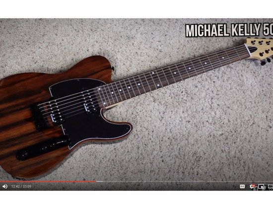 Michael Kelly 507