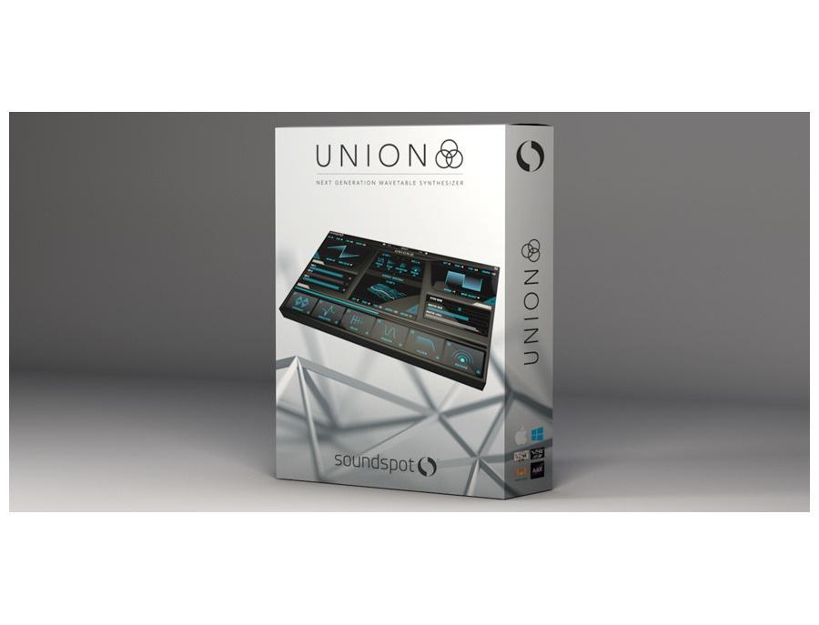 Union Wavetable Synth – [Audio Plugin, VST, AU, AAX]