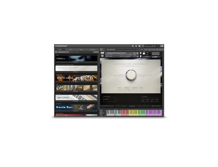 Native Instruments Kontakt 6 Player