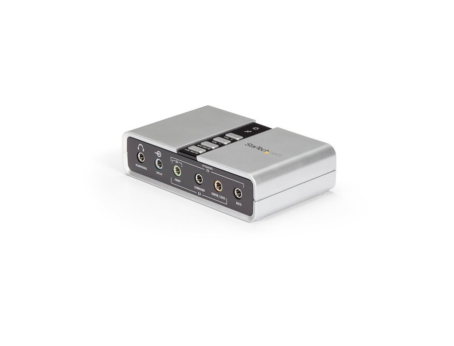StarTech USB 7.1 Sound Card