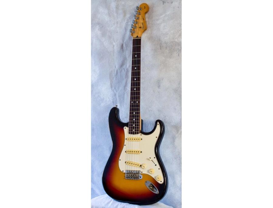 Fender Squier Silver Series Stratocaster