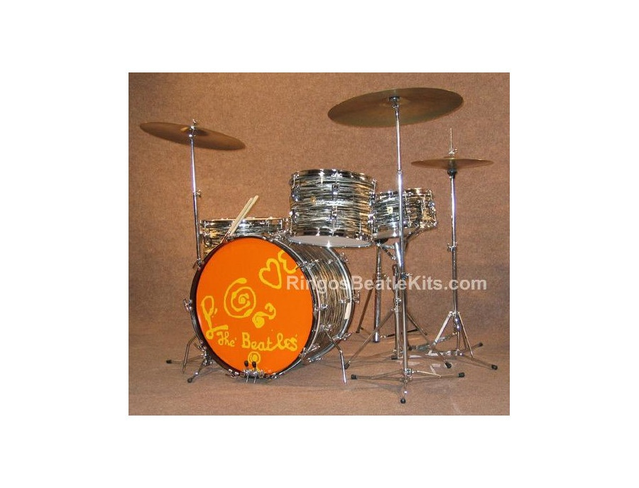 Ludwig Super Classic Oyster Black Pearl
