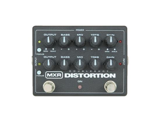 MXR M-151 Doubleshot Distortion Pedal