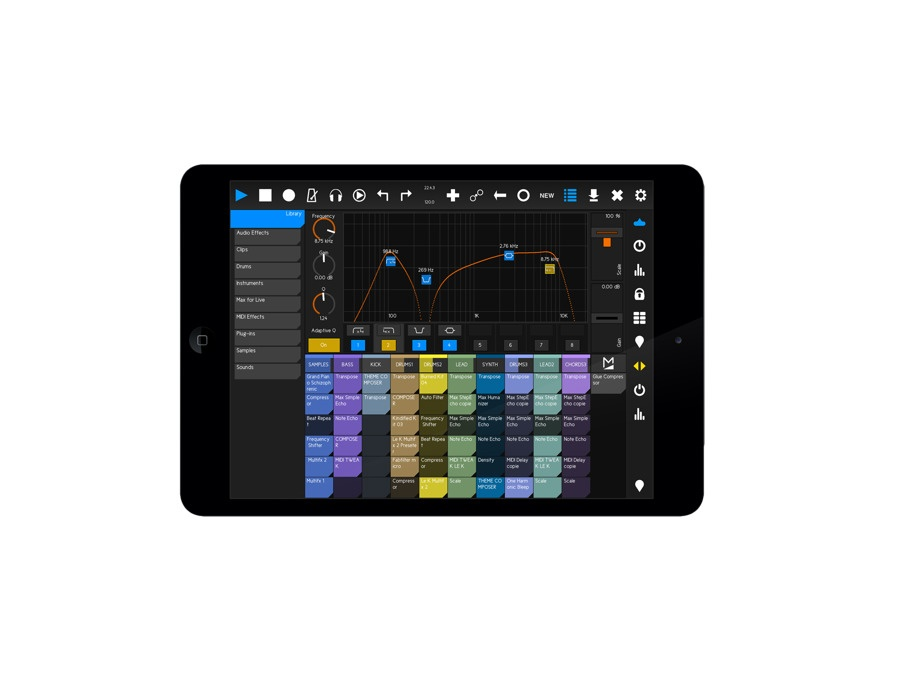 touchAble iOS Controller for Ableton Live