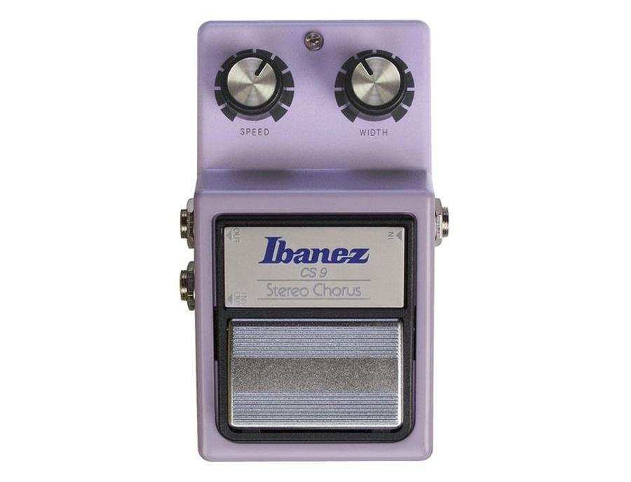 Vintage Ibanez Chorus Pedal