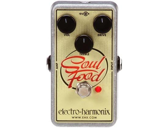 Electro-Harmonix Soul Food Overdrive