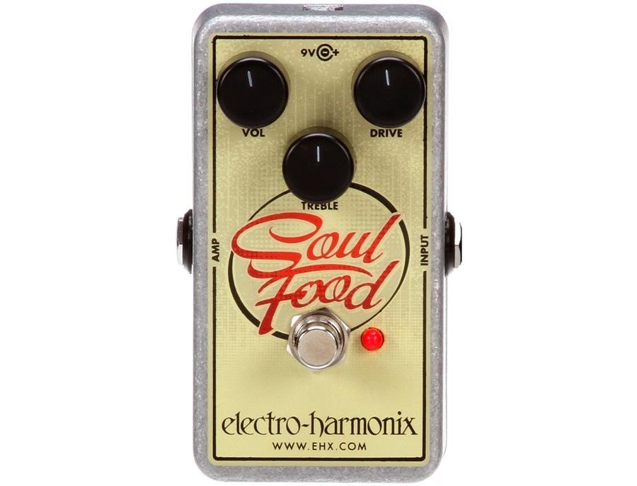 Electro harmonix soul food overdrive xl