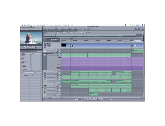 Apple Soundtrack Pro