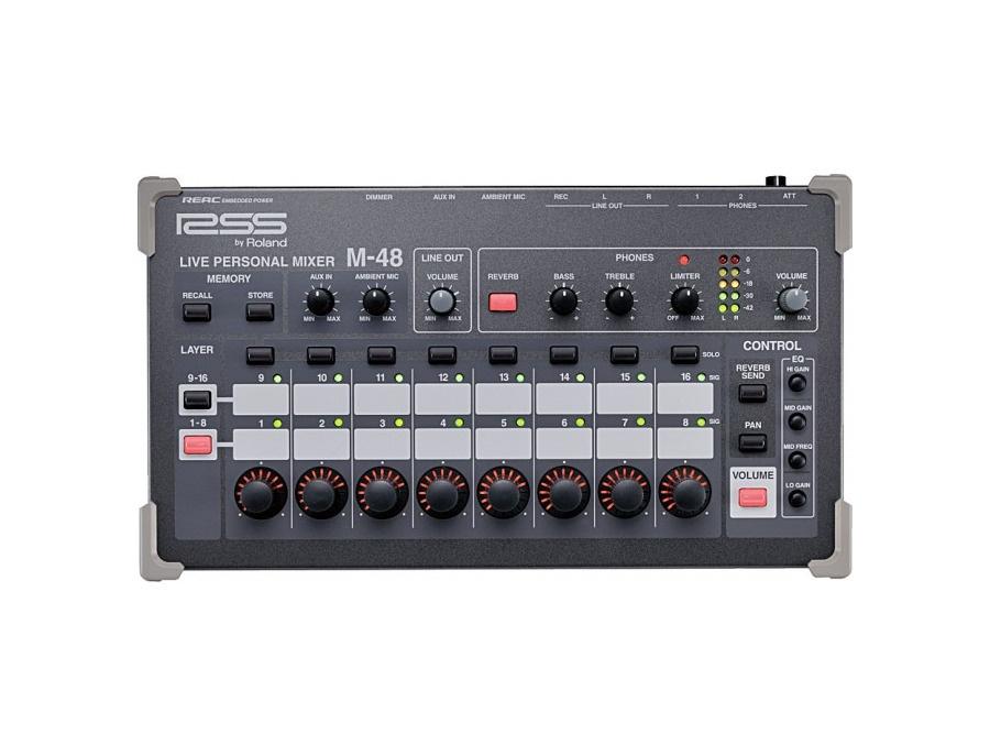 Rss m 48 live personal mixer xl