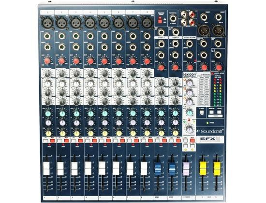 Soundcraft EFX8