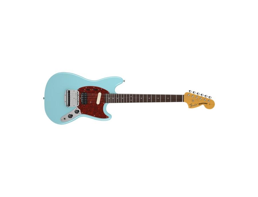 Fender kurt cobain mustang xl