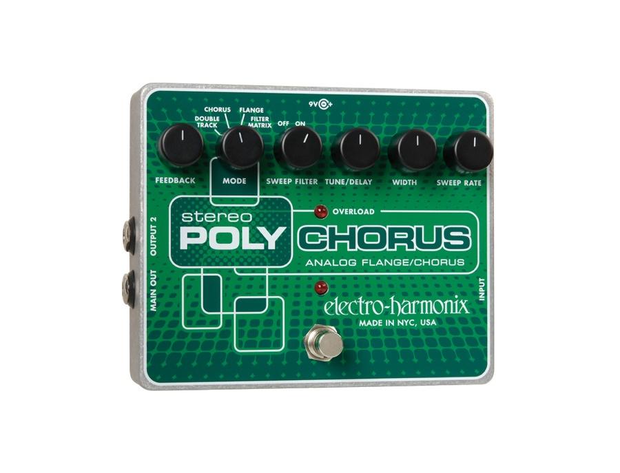 Electro harmonix stereo polychorus xl