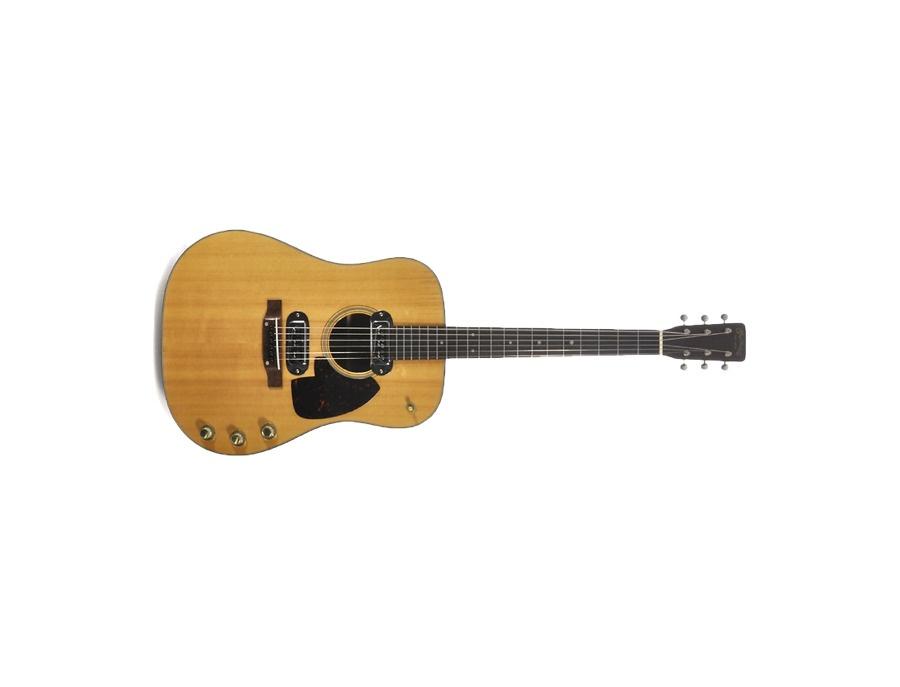 Martin d 18e acoustic electric guitar xl