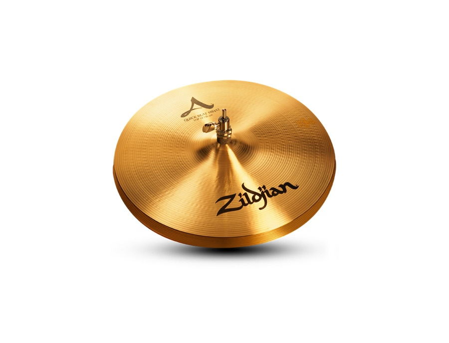 "Zildjian 14"" A Quick Beat Hi Hats"