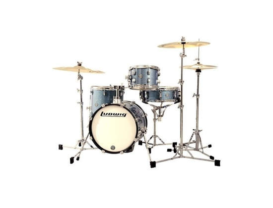 Ludwig Breakbeats by Questlove 4-Piece Shell Pack