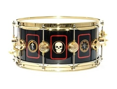 Dw 14 x 6 5 collector s series neil peart r40 snare drum s