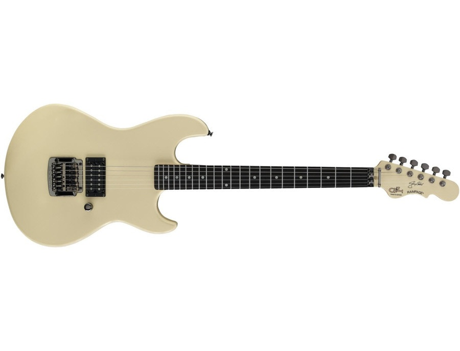 G&L Tribute Rampage Ivory