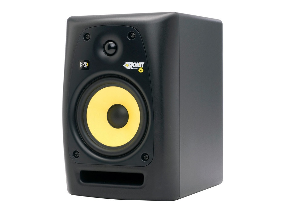 Krk rokit rp6 g2 studio monitor xl