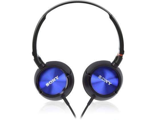 Sony MDR-ZX300 Dark Blue