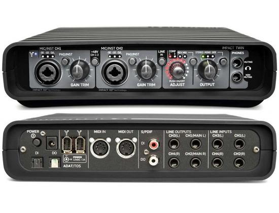 Tc Electronic Impact Twin