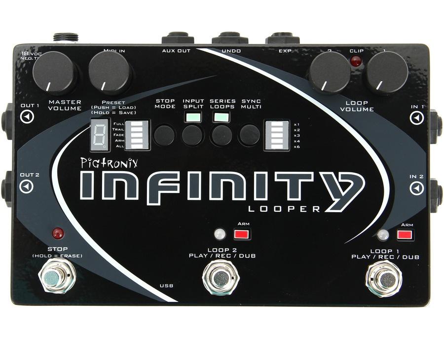 Pigtronix infinity looper xl
