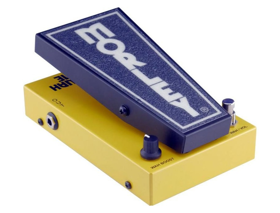 Morley 20 20 power wah volume xl
