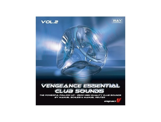 Vengeance Essential Clubsounds VOL 2