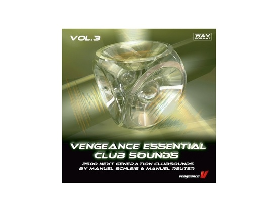 Vengeance Essential Clubsounds VOL 3