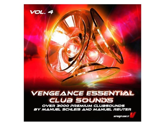 Vengeance Essential Clubsounds VOL 4