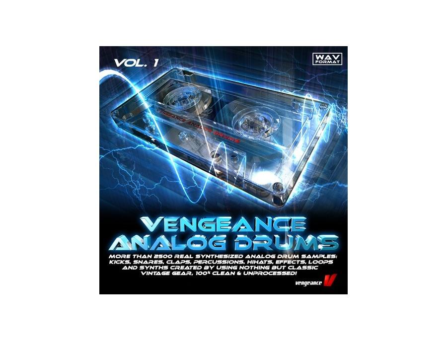 vengeance analog drums vol 1