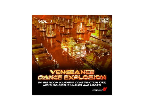 Vengeance Dance Explosion VOL 1