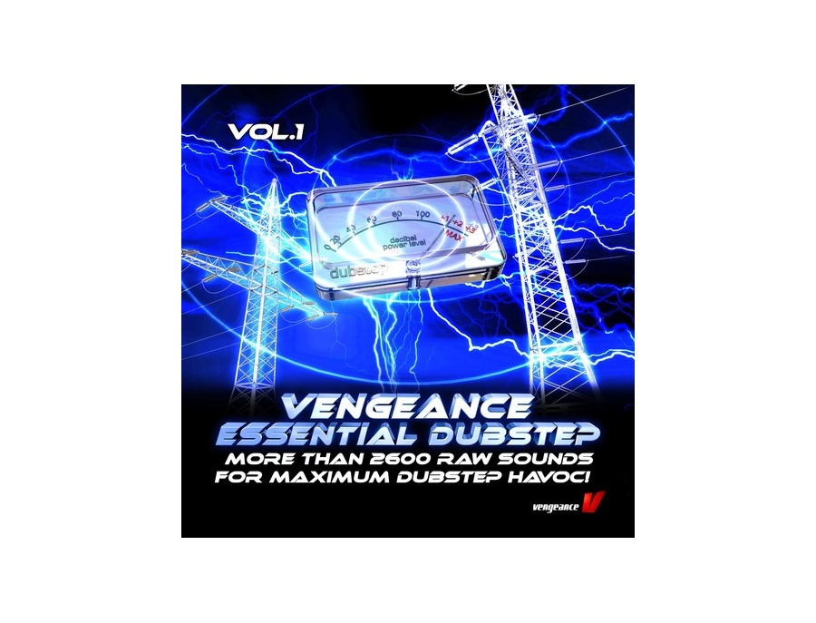 Vengeance Essential Dubstep VOL 1