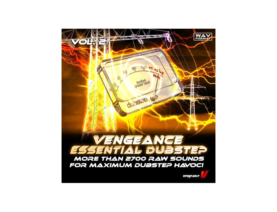 Vengeance Essential Dubstep VOL 2