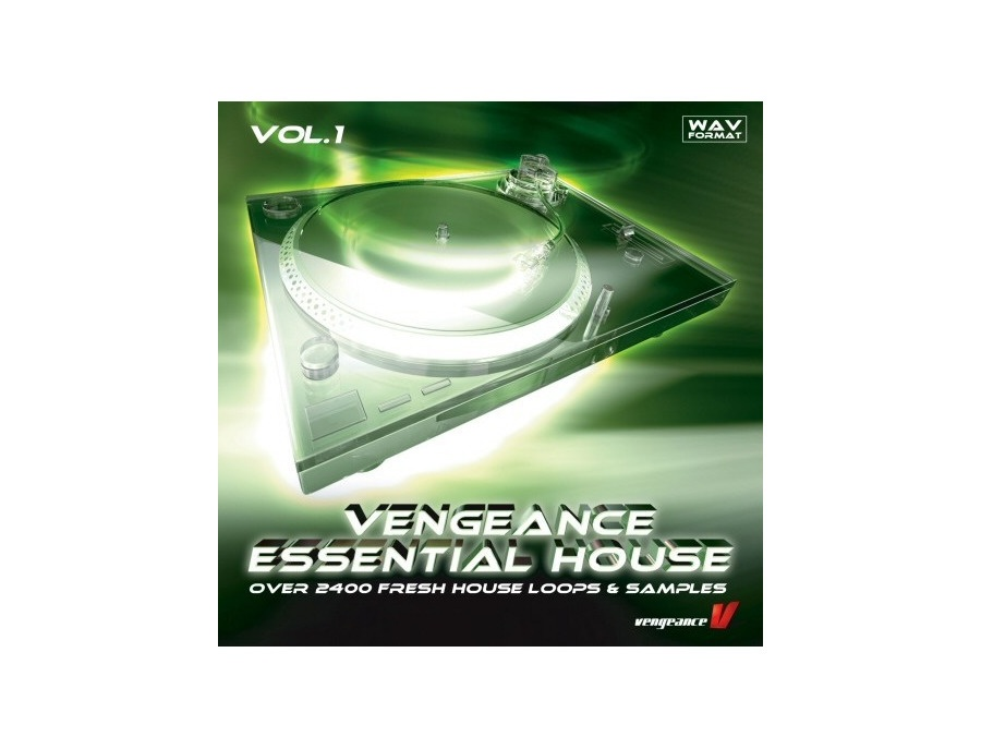 Vengeance Essential House VOL 1