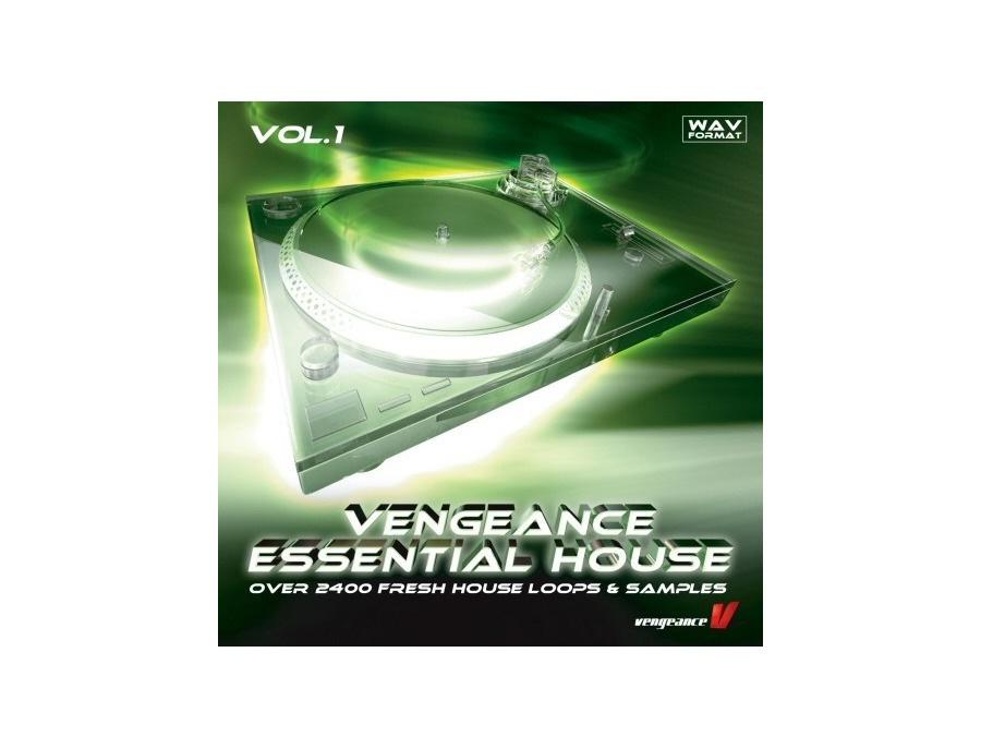Vengeance Essential House VOL 1