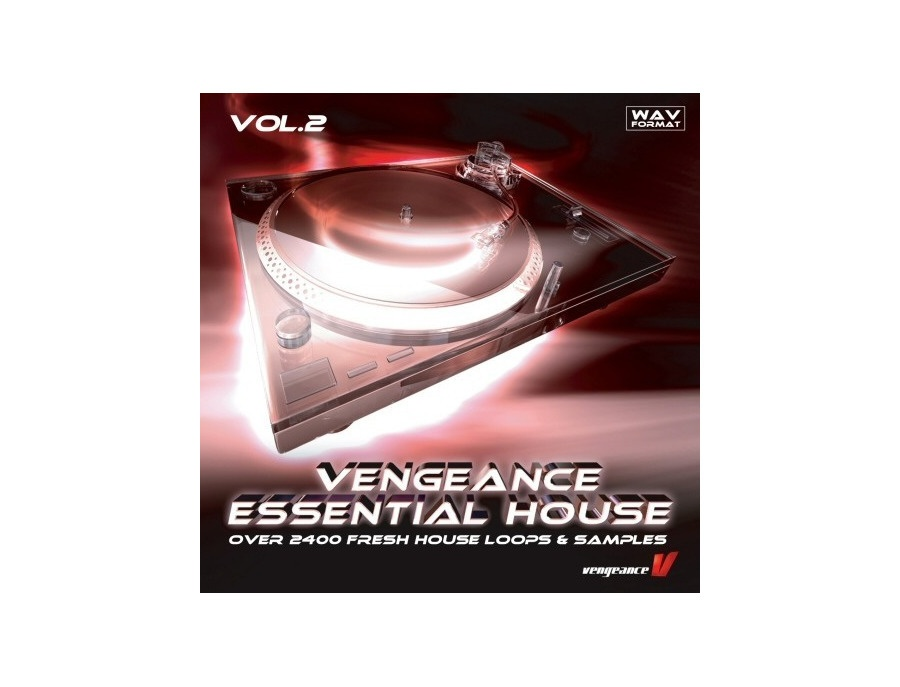 Vengeance essential house vol 2 xl