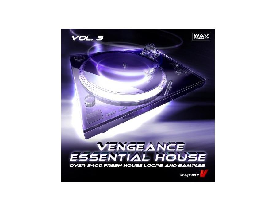 Vengeance Essential House VOL 3