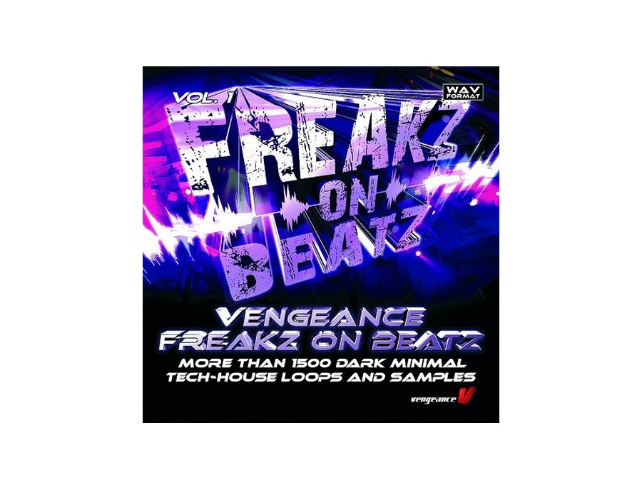 Vengeance Freakz On Beatz VOL 1