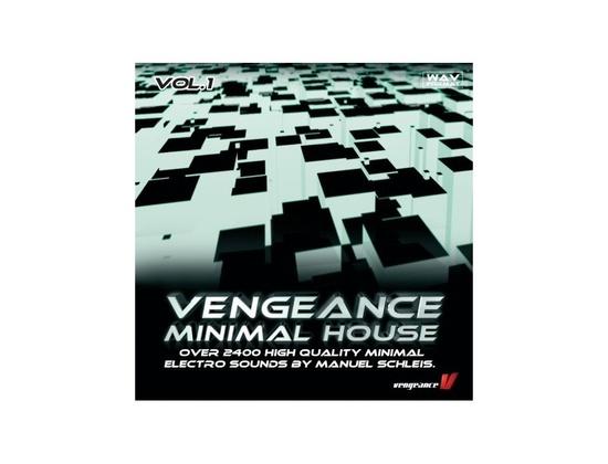 Vengeance Minimal House VOL 1