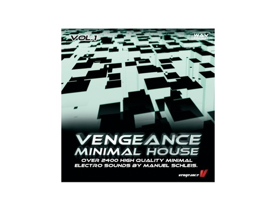 Vengeance Minimal House VOL 1