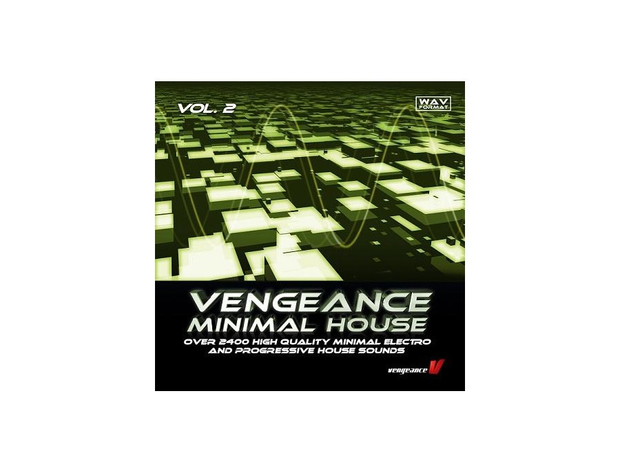Vengeance Minimal House VOL 2