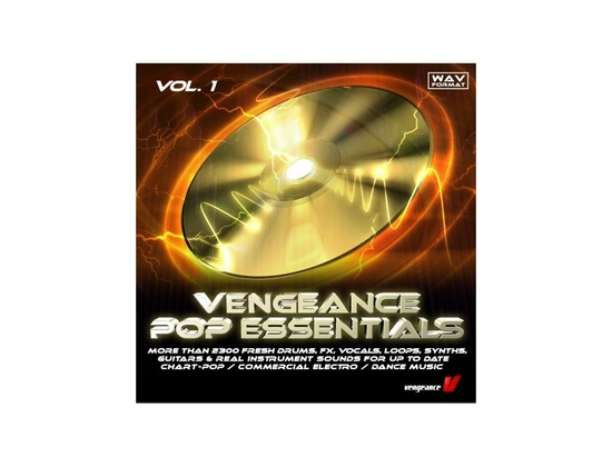 Vengeance Pop Essentials VOL 1