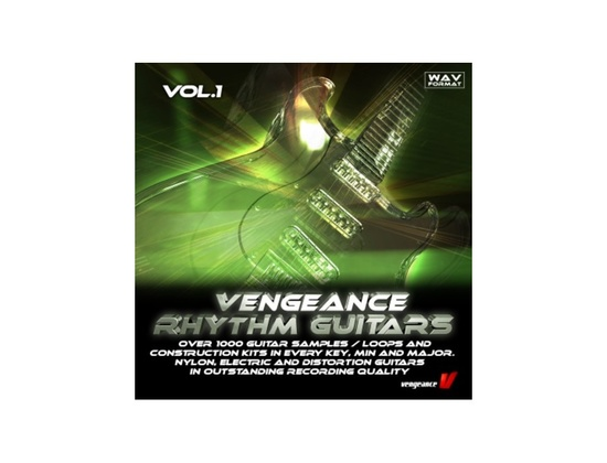 Vengeance Rhythm Guitars VOL 1