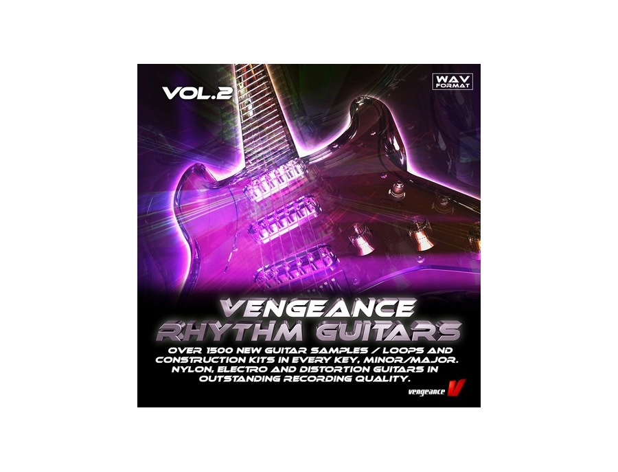 Vengeance Rhythm Guitars VOL 2