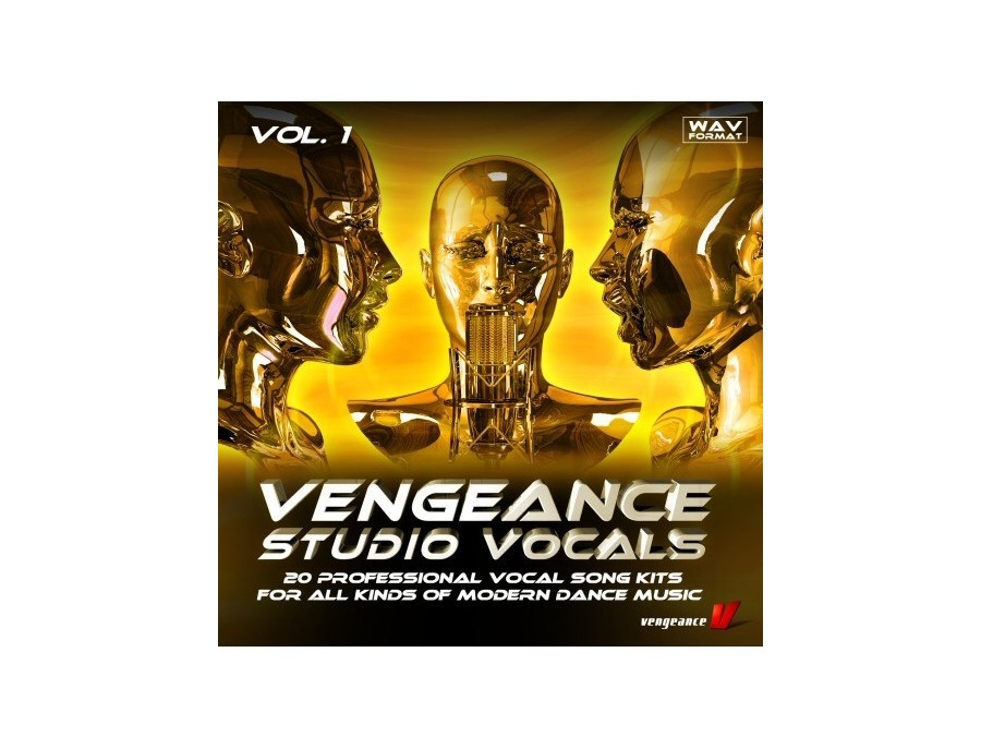 Vengeance Studio Vocals VOL 1