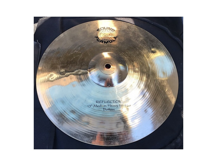 Paiste 14 sound formula reflector medium heavy hi hat xl