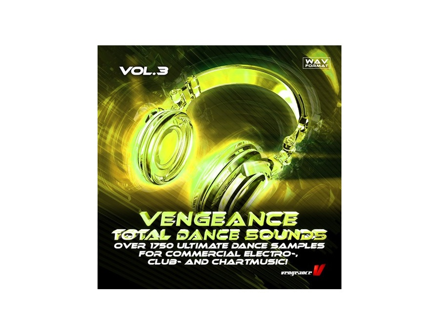 Vengeance Total Dance Sounds VOL 3